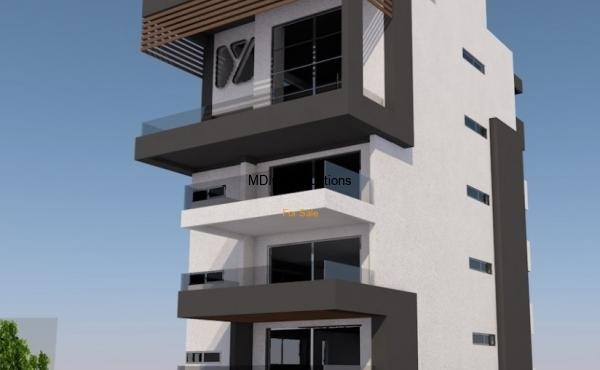 Διαμέρισμα 4ου-5ου ορόφου επί της Μεσολογγίου